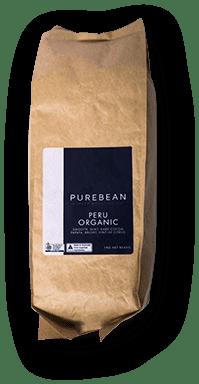 PERU ORGANIC COFFEE BEANS